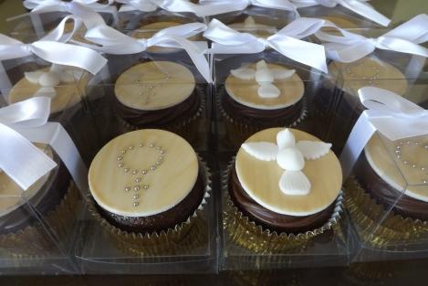 Cupcakes Religiosos