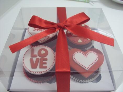Cupcakes Apaixonados